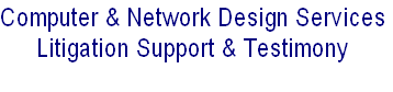 Computer & Network Design Services